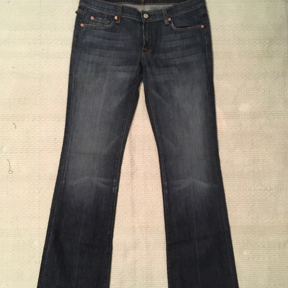 7 For All Mankind Denim - NWT 7 for all mankind original flare